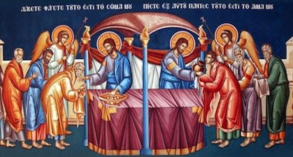 Offer the Gifts for the Divine Liturgy